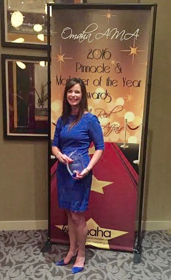 Mary Ann O'Brien Marketer of the Year
