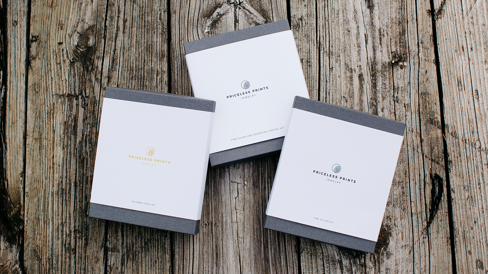 Priceless Prints Jewelry packaging
