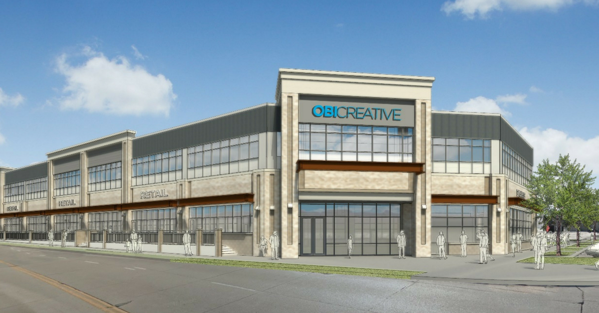 OBI Creative Announces Move to Millard Lumberyard District