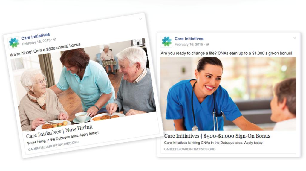 Care Initiatives Facebook