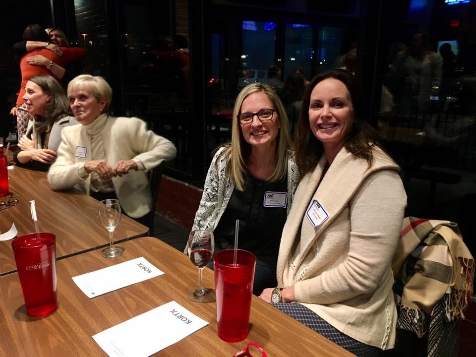 Shana Boyd and Mary Ann O'Brien