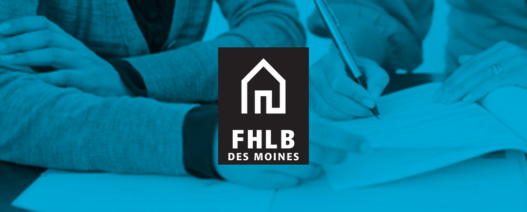 Federal Home Loan Bank Des Moines Supplier Portal. Welcome to our Supplier Registration Portal. Our commitment to supplier diversity is important because it allows us to expand our supplier network, partner with new suppliers and positively impact the health, vitality and growth of the communities where we live, work and do business.